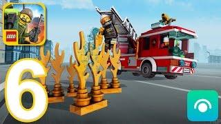 LEGO City My City 2 - Gameplay Walkthrough Part 6 - Fire Frenzy (iOS)