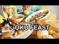 How To Cook A GOKU FEAST