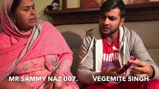 Mummy 2 | Punjabi Funny Video | Latest Sammy Naz | Tayi Ji Surinder Kaur