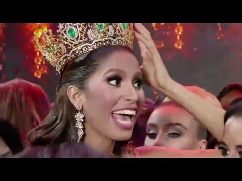 Anea Garcia is Miss Grand International 2015 (Full performance )