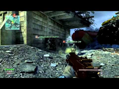 Call Of Duty: MW3: HOW TO TALK/ASK A BITCH ON A DATE!