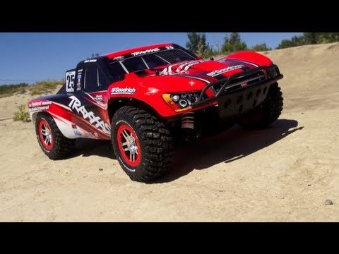 RC ADVENTURES - TRAXXAS Slash 4x4 ULTiMATE in MUD. DiRT. and JUMPiNG!  MUSiC ViDEO