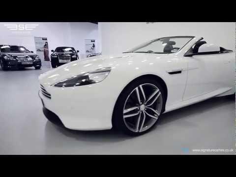 Aston Martin Virage Volante - Обзор