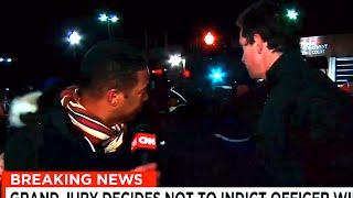 CNN Anchors Photobombed While Covering Ferguson
