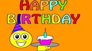 Happy Birthday - Buon Compleanno - Tanti Auguri  (video Divertente)