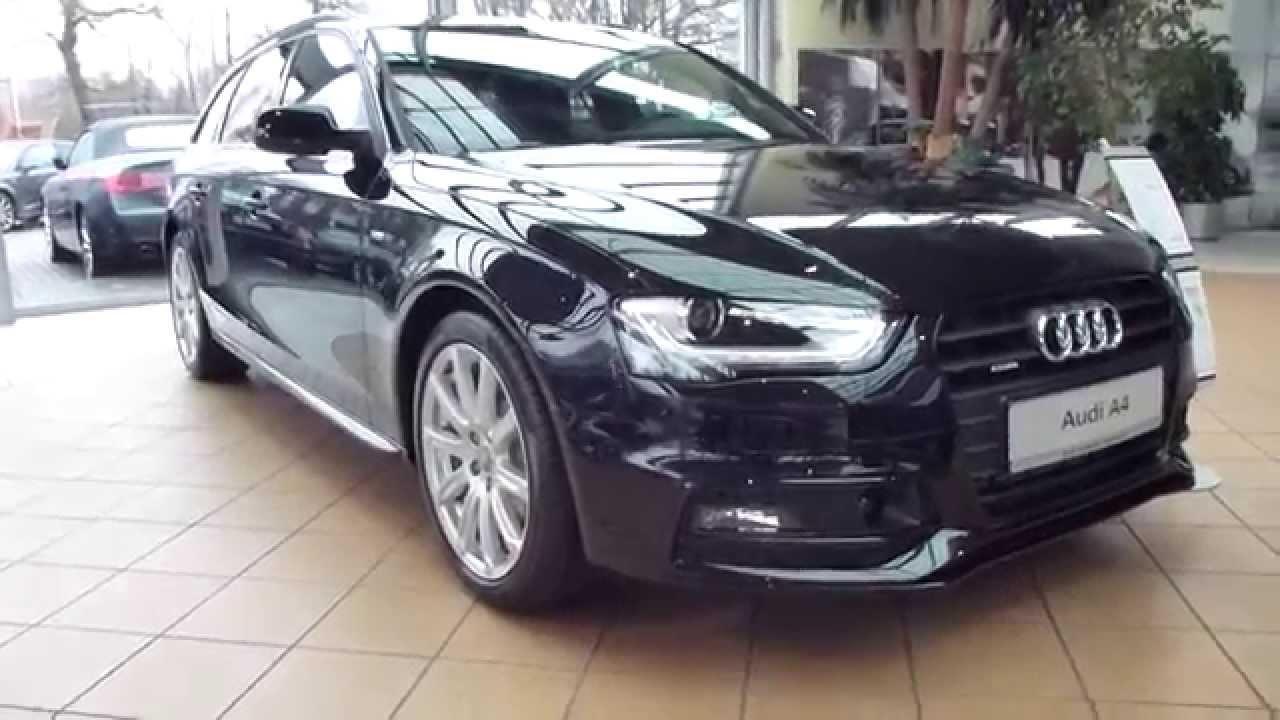 2014 Audi A4 Avant 2 0 Tdi S Line Exterior Amp Interior