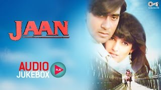 Jaan Audio Songs Jukebox | Ajay Devgan, Twinkle Khanna, Anand Milind | Hit Hindi Songs