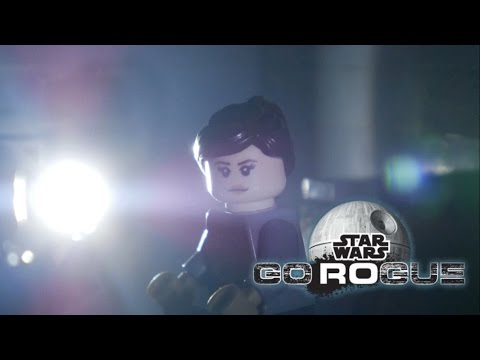 Lego Star Wars Rogue One: Hovertank Takedown