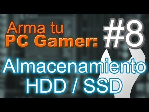 Almacenamiento discos duros. SSD. arma tu PC gamer # 8