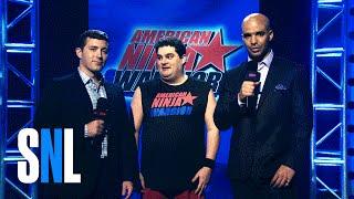 American Ninja Warrior - SNL