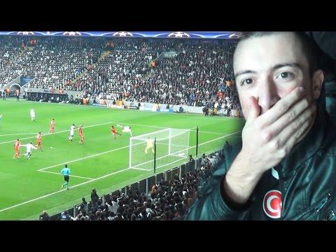 ASLA PES ETME, DAİMA DESTEKLE ! Beşiktaş - Benfica Maçı - VLOG