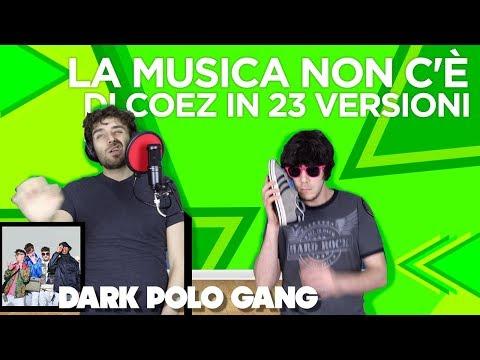 La Musica Non C'è di Coez in 23 Versioni - Masa