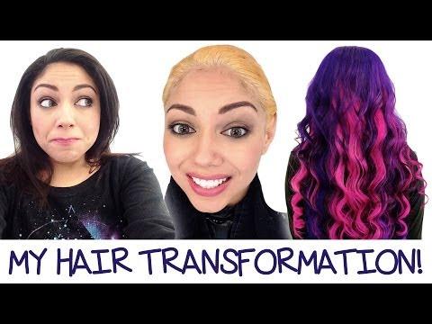 My Hair Transformation!   Charisma Star