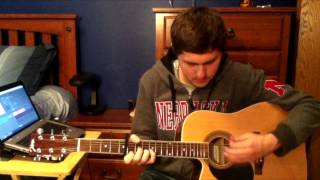 Grenade - Bruno Mars - Guitar Cover (With Tab)