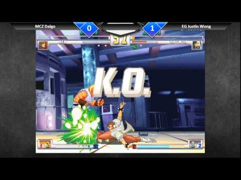 Moment 37Reloaded - Daigo vs Justin Wong parry moment