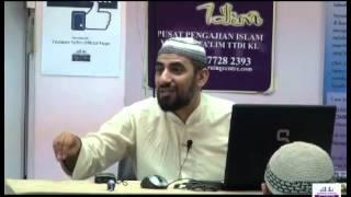 Yayasan Ta'lim: The Importance Of Adhering To The Manhaj Of The Prophet [14-09-12]