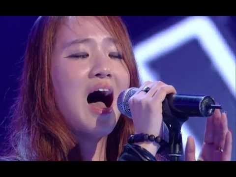 보이스코리아 시즌1 - [보이스코리아_이소정] Pretending to Smile sung by So-Jung Lee @The Voice Korea_Ep.3