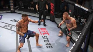 Dustin Poirier vs Conor McGregor - UFC 3 Online