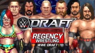 Fire Pro Wrestling World Ep 16 | WWE Draft
