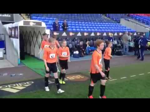 Bolton Wanderers Youth Football Tournament Final (U13)