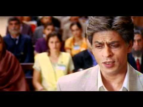 Veer Zaara Scene - End Speech by Shahrukh Khan