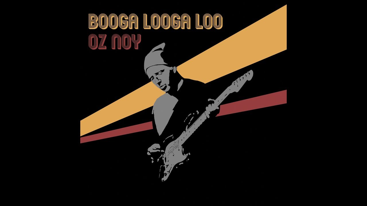 "Oz Noy - ""God Only Knows""(The Beach Boys)のレコーディング・セッション映像を公開 新譜「Booga Looga Loo」収録曲 thm Music info Clip"