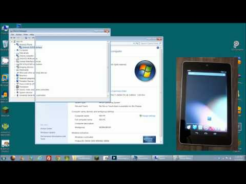 Idiots Guide to Unlocking & Rooting the Google Nexus 7 Tablet