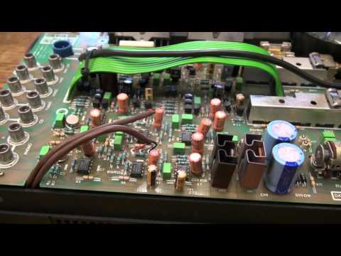 Cyrus Two Amplifier Replacing Bipolar Capacitors thumbnail