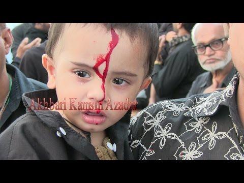 2 Safar 1435 Hijri Hyderabad Kamsin Azadaar Khooni Matam    2014