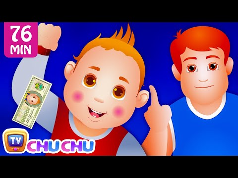 Johny Johny Yes Papa PART 3 and Many More Videos | Popular Nursery Rhymes Collection by ChuChu TV