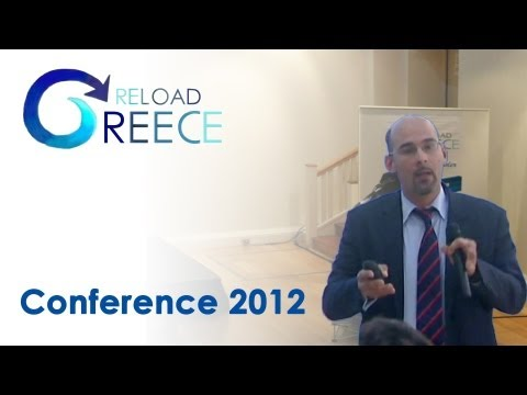Reload Greece 2012: Ioannis Pantelidis - Tourism