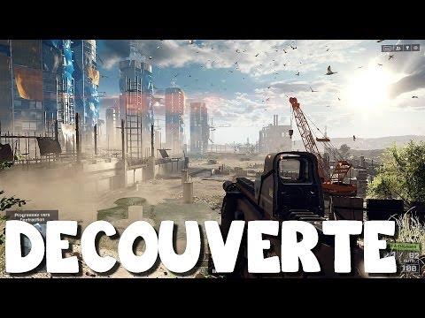 (Decouverte) Battlefield 4 – Solo