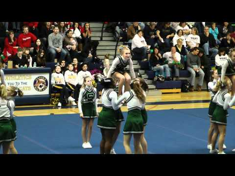 Scripps Middle School Cheer at Oxford