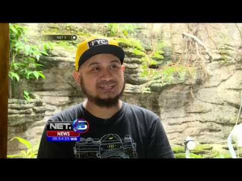 Kisah Hijrah Spiritual 'Ucay' Sang Mantan Vokalis Rocket Rockers - NET5