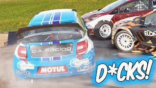 WE HAVE A NEW GAME FOR RAGING! // Dirt 4 Funny Online Racing