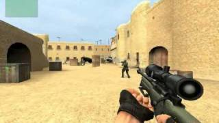 Counter Strike Source Clan Skater Jugando un rato