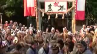 2008年四ヵ字豊年祭