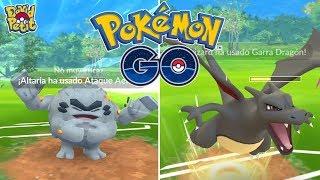 TORNEO CON TEMÁTICA POR TIPOS (COPA TEMPESTAD)! FASE DE GRUPOS! [Pokémon GO-davidpetit]