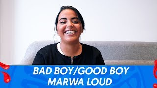 Booba, Maître Gims, Mister V… le bad boy/good boy de Marwa Loud