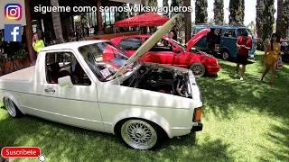 VW Caddy mk1 pickup ☘️🌝  swap 2.0 🔋 pepe´s car MEJORES AUTOS VW
