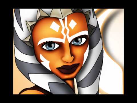 Drawing Ahsoka Tano ( New outfit )