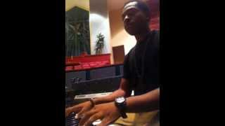 """Practice Session: """"Smile/ Better is One Day Medley"""" - Jonathan Nelson"""