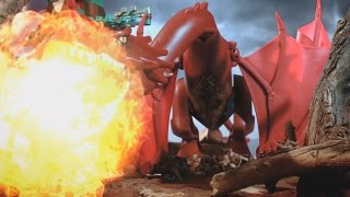 LEGO­­® The Hobbit™: The Aggravation of Smaug