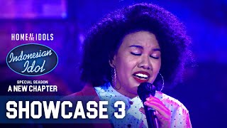 JEMIMAH - CINTA DALAM HATI Ungu - SHOWCASE 3 - Indonesian Idol 2021