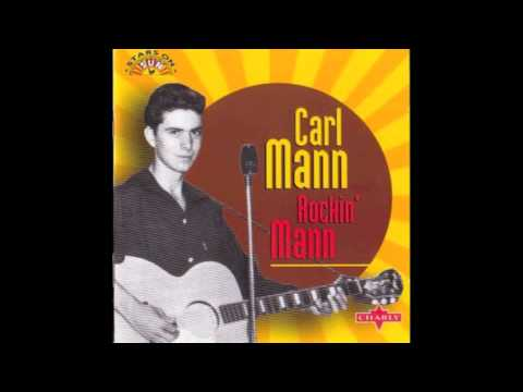 Carl Mann - Born To Be Bad (Undubbed)