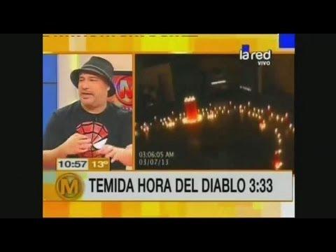 SALFATE | El Misterio del Tunel de la Muerte y la Hora del Diablo 3:33