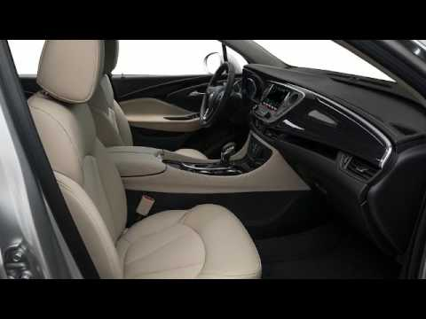 2017 Buick Envision Video
