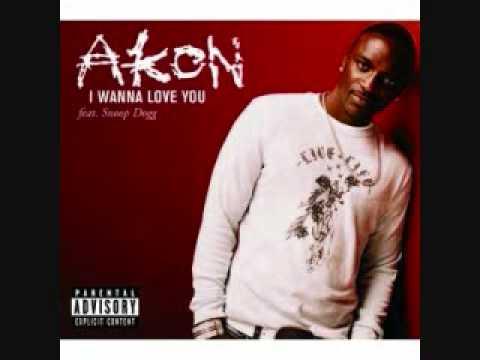 Akon - I Wanna Love You.wmv video