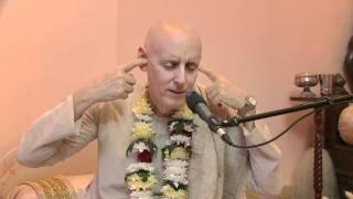 2010.04.01. BG 8.5. Lecture by H.G. Sankarshan Das Adhikari - Riga, LATVIA