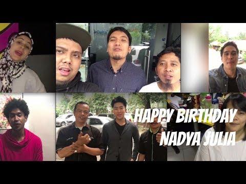 download lagu Happy Birthday Nadya: Wishes! gratis